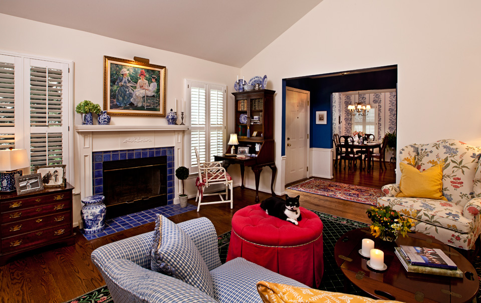 A Simply Charming Midwest Home - Urso Designs, Inc.